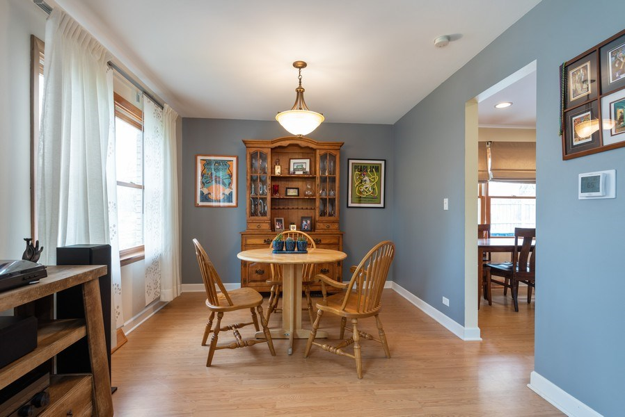 Real Estate Photography - 1754 Richfield Avenue, Highland Park, IL, 60035 - Dining Room