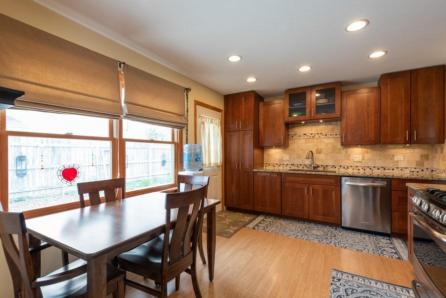 Real Estate Photography - 1754 Richfield Avenue, Highland Park, IL, 60035 - Kitchen