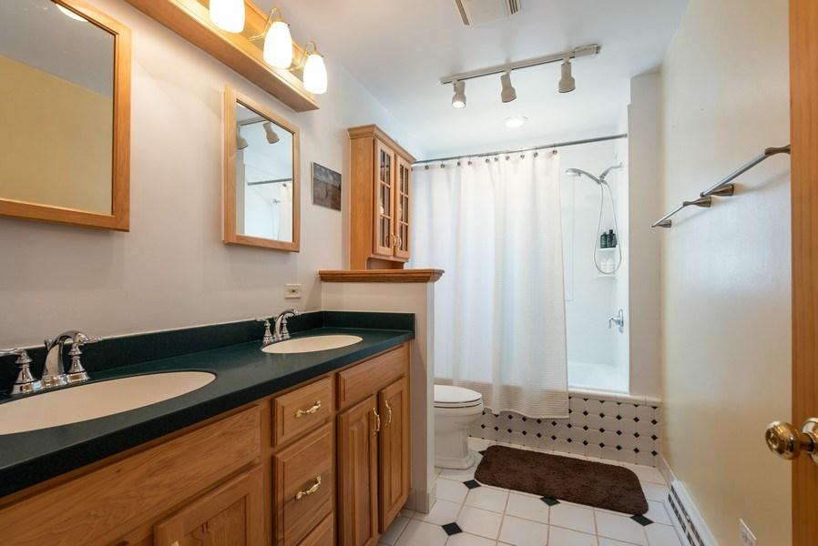 Real Estate Photography - 1754 Richfield Avenue, Highland Park, IL, 60035 - Bathroom
