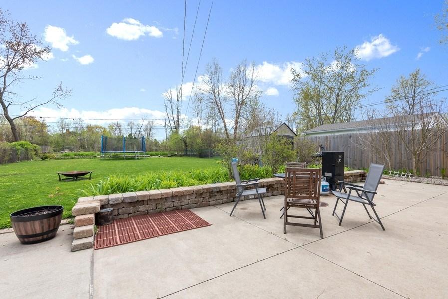 Real Estate Photography - 1754 Richfield Avenue, Highland Park, IL, 60035 - Patio