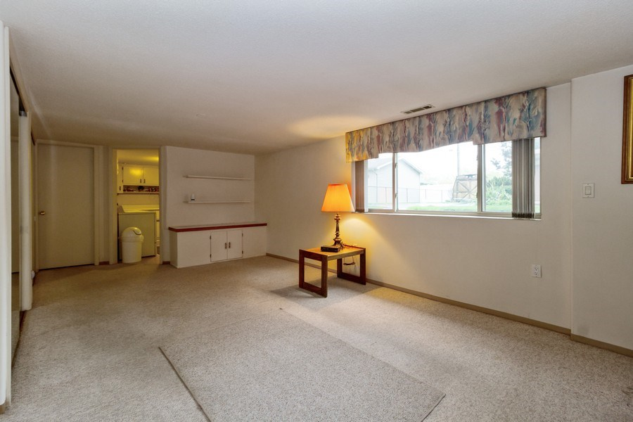 Real Estate Photography - 3709 W. 120th Place, Alsip, IL, 60803 - Family Room