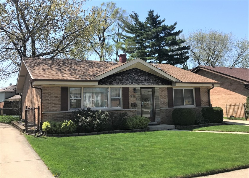 Real Estate Photography - 3709 W. 120th Place, Alsip, IL, 60803 -