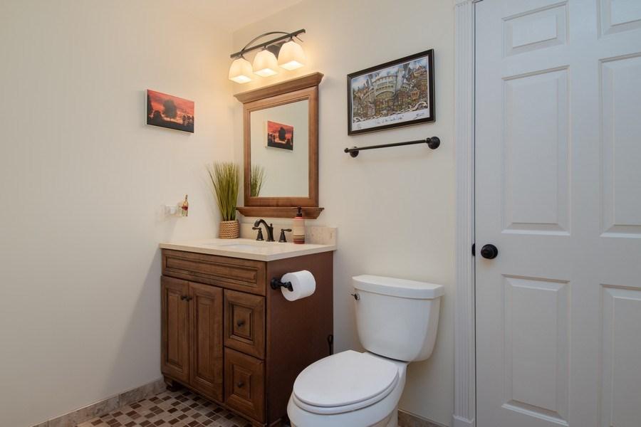 Real Estate Photography - 6308 Snead Court, Woodridge, IL, 60517 - 4th Bathroom