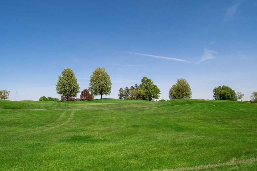 Real Estate Photography - 6308 Snead Court, Woodridge, IL, 60517 - Golf Course
