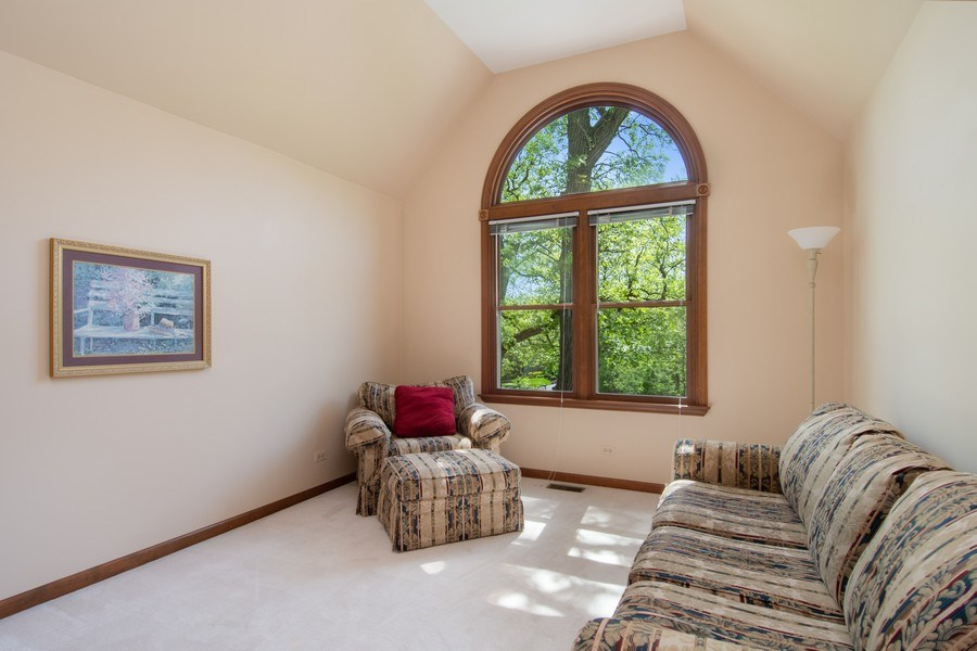 Real Estate Photography - 6308 Snead Court, Woodridge, IL, 60517 - 2nd Bedroom