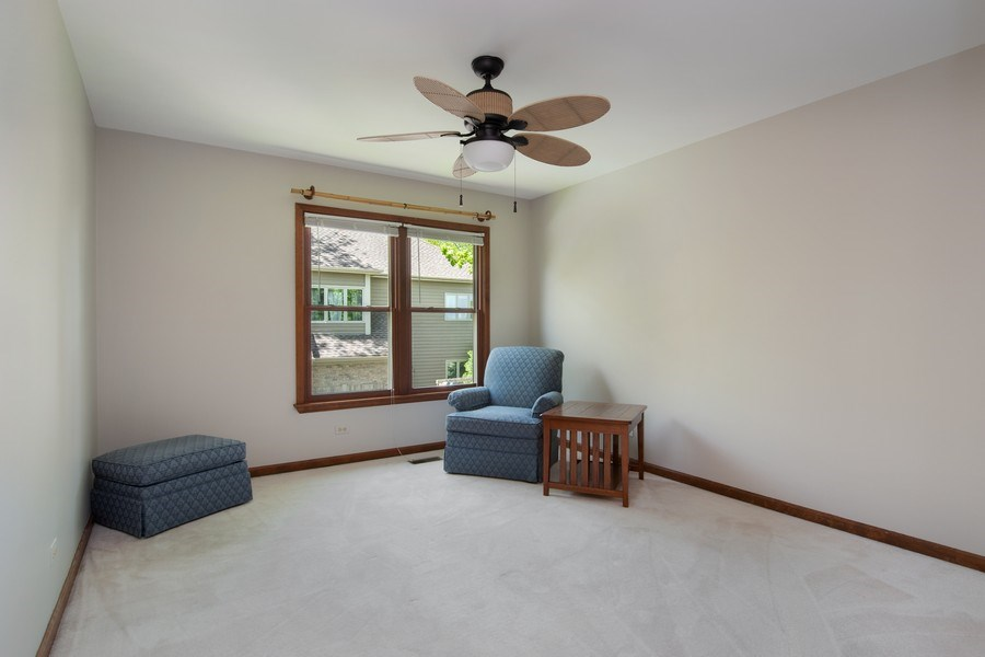 Real Estate Photography - 6308 Snead Court, Woodridge, IL, 60517 - 3rd Bedroom