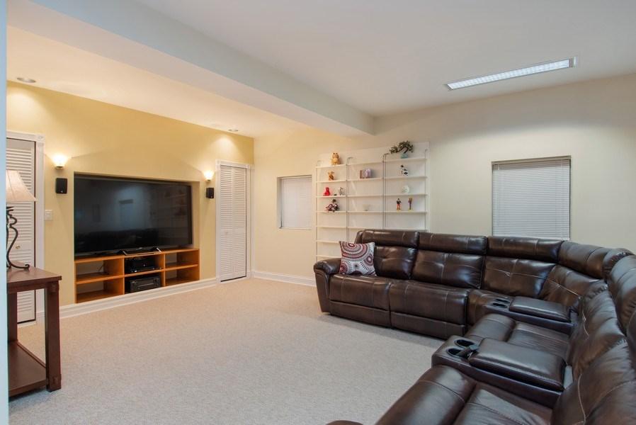 Real Estate Photography - 6308 Snead Court, Woodridge, IL, 60517 - Basement