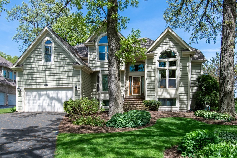 Real Estate Photography - 6308 Snead Court, Woodridge, IL, 60517 - Front View