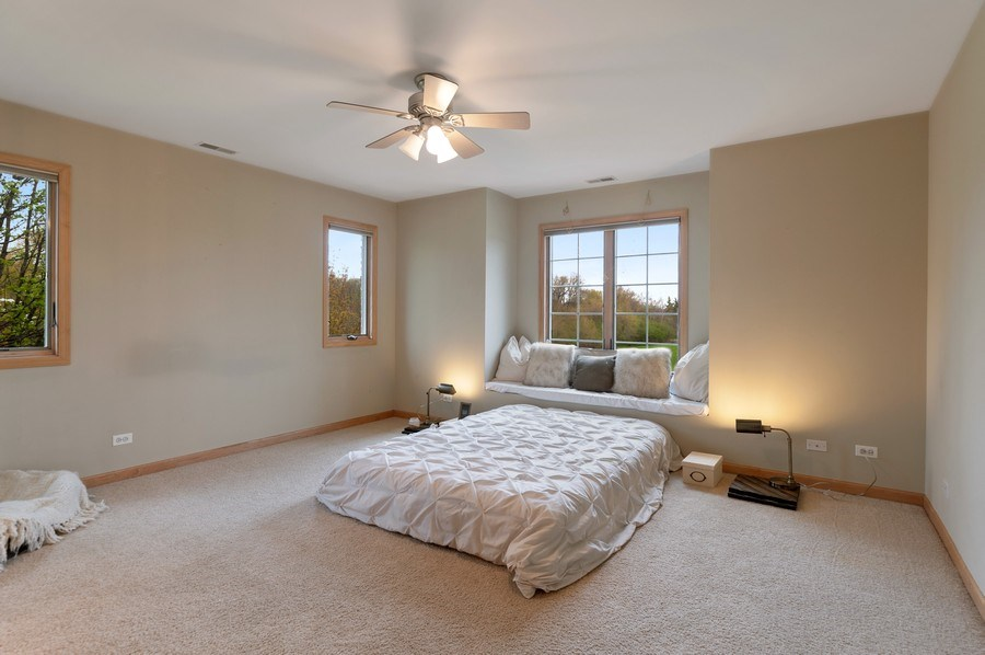Real Estate Photography - 39716 Orchard Bluff Lane, Wadsworth, IL, 60083 - 4th Bedroom