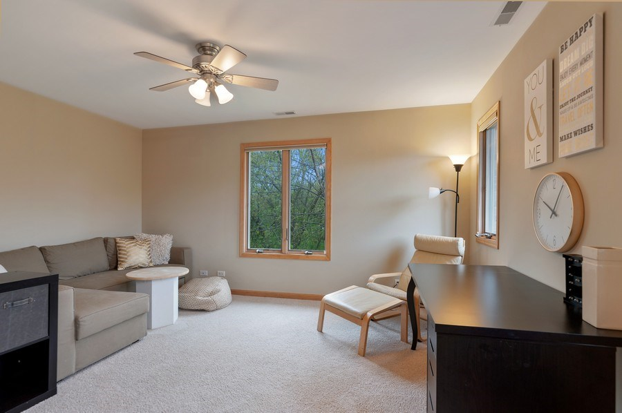 Real Estate Photography - 39716 Orchard Bluff Lane, Wadsworth, IL, 60083 - 5th Bedroom