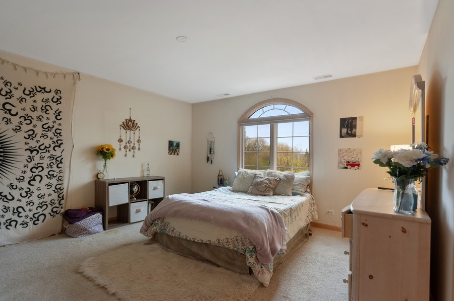 Real Estate Photography - 39716 Orchard Bluff Lane, Wadsworth, IL, 60083 - 3rd Bedroom