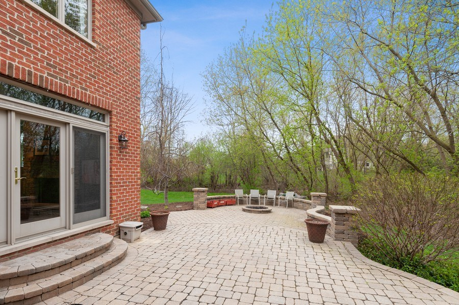 Real Estate Photography - 39716 Orchard Bluff Lane, Wadsworth, IL, 60083 - Patio
