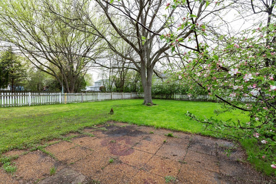 Real Estate Photography - 1100 Tanglewood Drive, Algonquin, IL, 60102 - Back Yard
