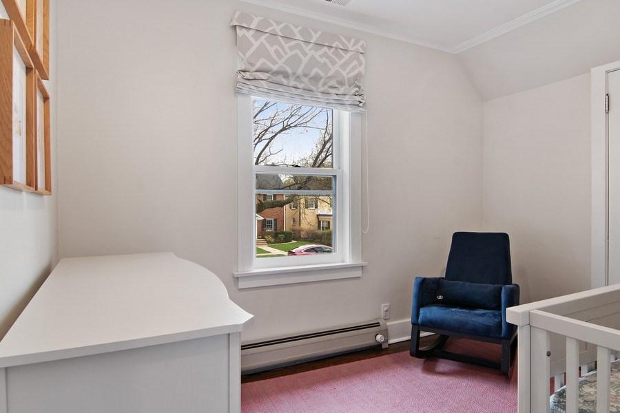 Real Estate Photography - 2757 Ridge Avenue, Evanston, IL, 60201 - 2nd Bedroom