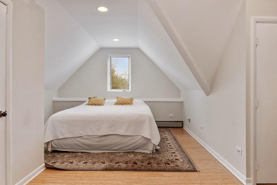 Real Estate Photography - 2757 Ridge Avenue, Evanston, IL, 60201 - 3rd Bedroom