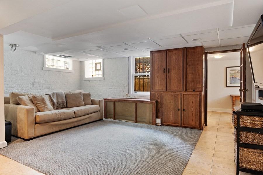 Real Estate Photography - 2757 Ridge Avenue, Evanston, IL, 60201 - Basement