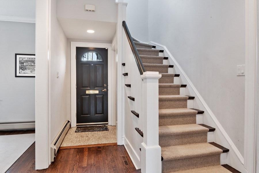 Real Estate Photography - 2757 Ridge Avenue, Evanston, IL, 60201 - Foyer