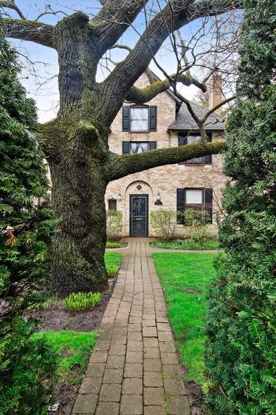 Real Estate Photography - 2757 Ridge Avenue, Evanston, IL, 60201 - Front View