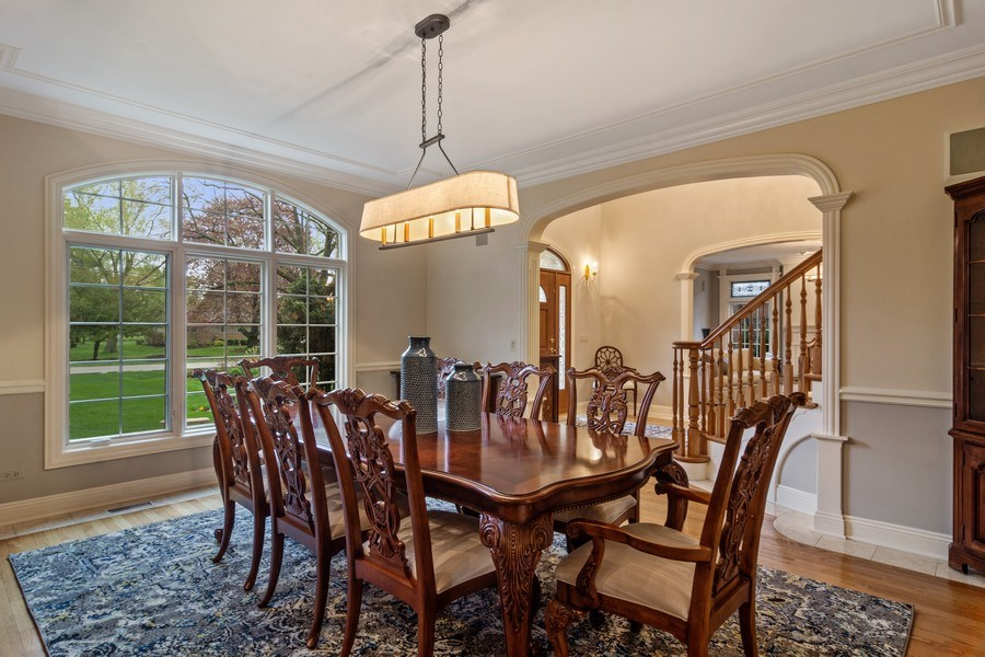 Real Estate Photography - 916 N. Forrest Avenue, Arlington Heights, IL, 60004 - Dining Room