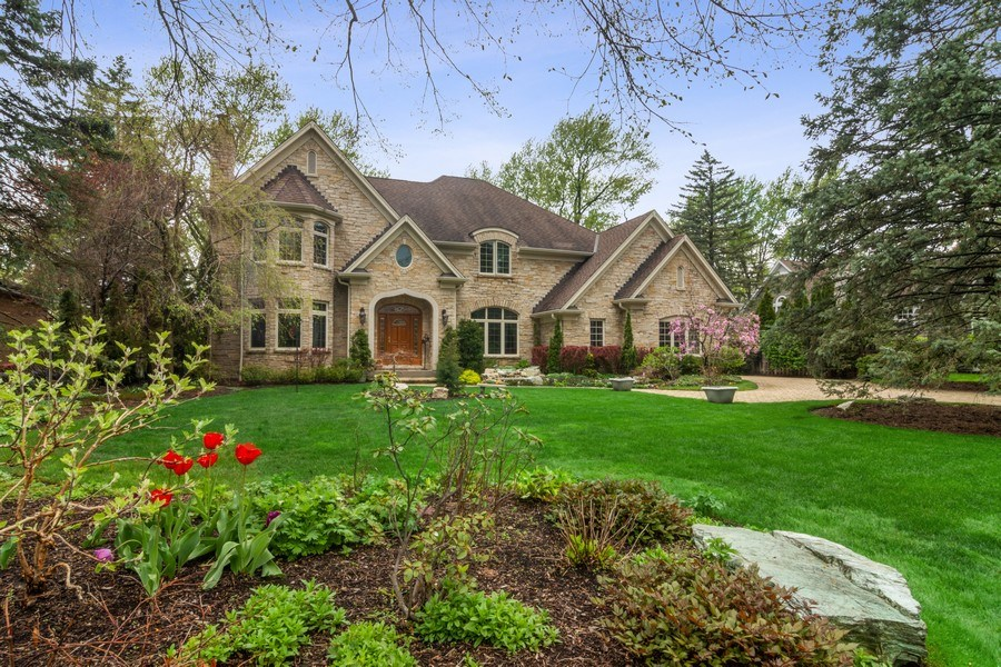 Real Estate Photography - 916 N. Forrest Avenue, Arlington Heights, IL, 60004 - Impressive front view