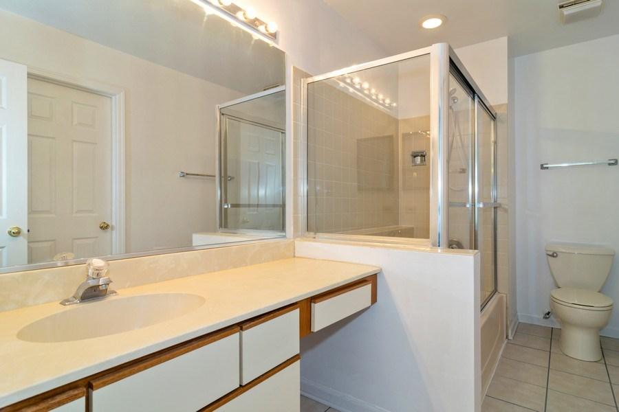 Real Estate Photography - 589 FOSTER Avenue, Bartlett, IL, 60103 - Master Bathroom