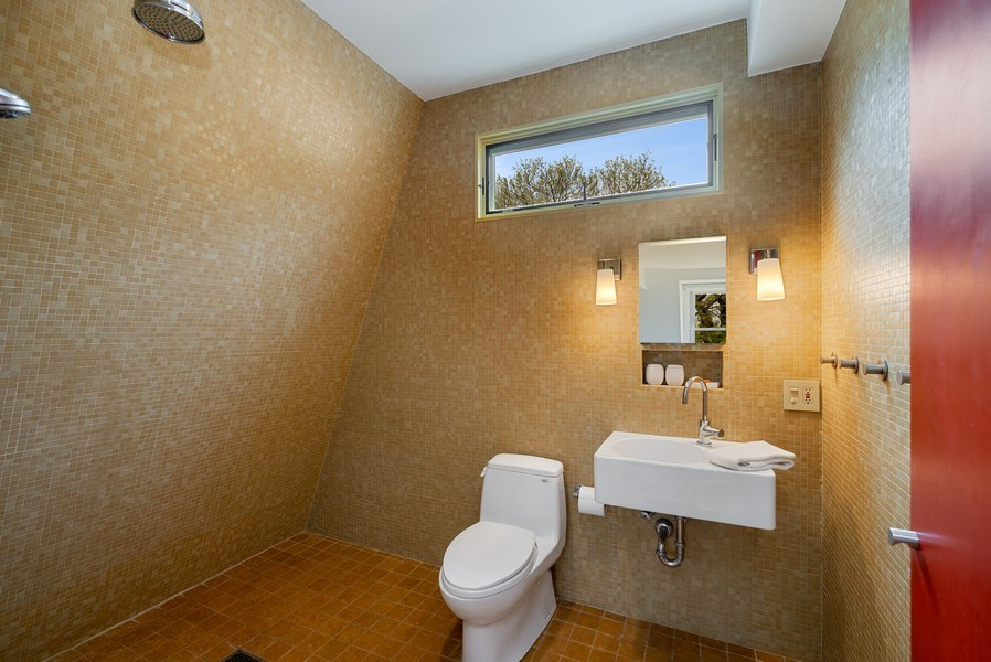 Real Estate Photography - 5310 North Magnolia Ave, Chicago, IL, 60640 - Master Bathroom