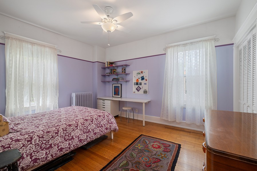 Real Estate Photography - 5310 North Magnolia Ave, Chicago, IL, 60640 - 2nd Bedroom