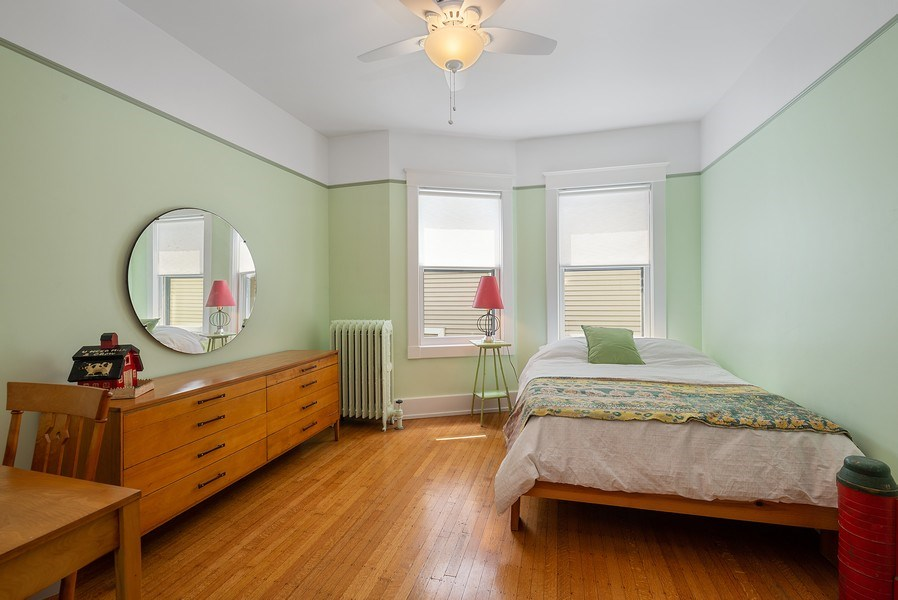 Real Estate Photography - 5310 North Magnolia Ave, Chicago, IL, 60640 - 4th Bedroom