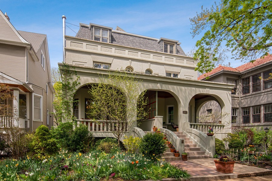 Real Estate Photography - 5310 North Magnolia Ave, Chicago, IL, 60640 - Front View