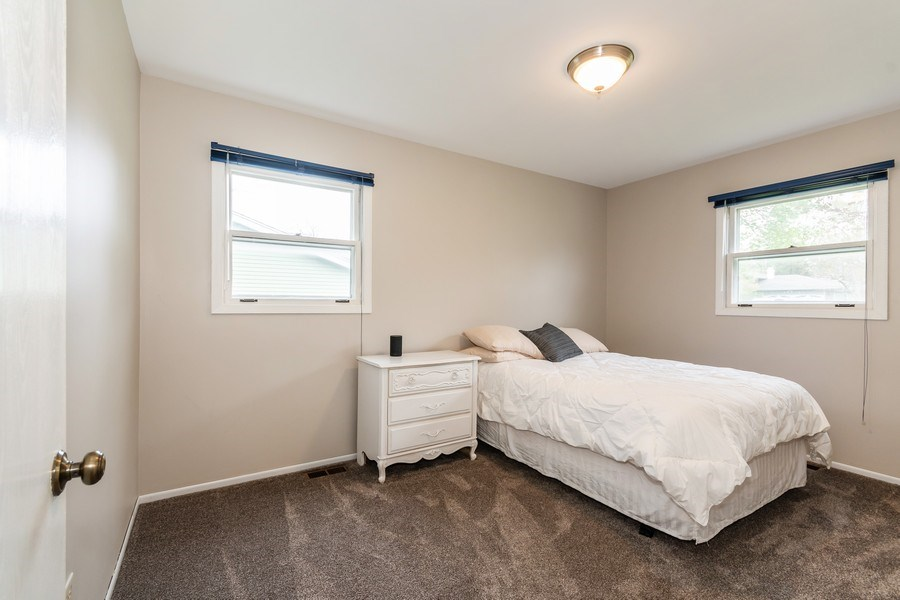 Real Estate Photography - 4N064 Norris Avenue, West Chicago, IL, 60185 - 2nd Bedroom