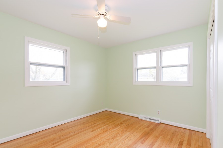 Real Estate Photography - 518 E. Van Buren Street, Marengo, IL, 60152 - 2nd Bedroom