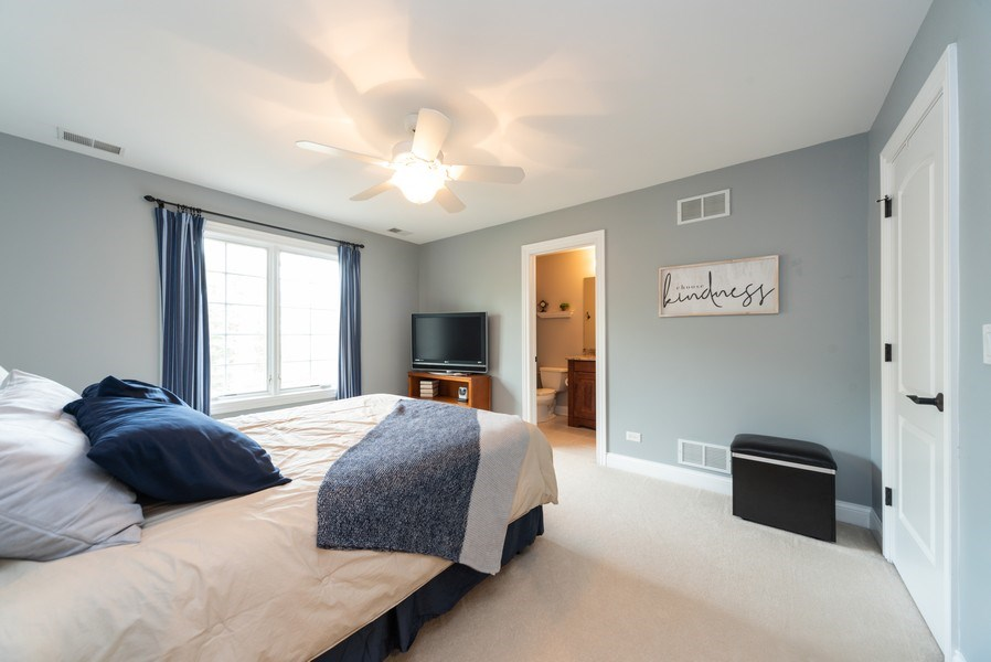 Real Estate Photography - 1172 N. Beverly Lane, Arlington Heights, IL, 60004 - 4th Bedroom