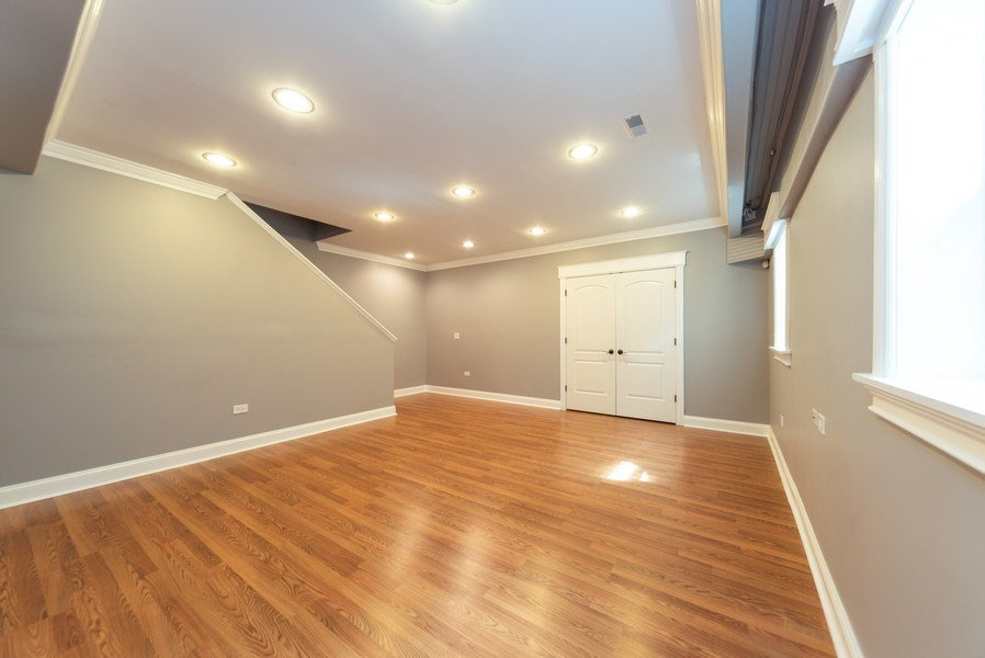 Real Estate Photography - 1172 N. Beverly Lane, Arlington Heights, IL, 60004 - Lower Level