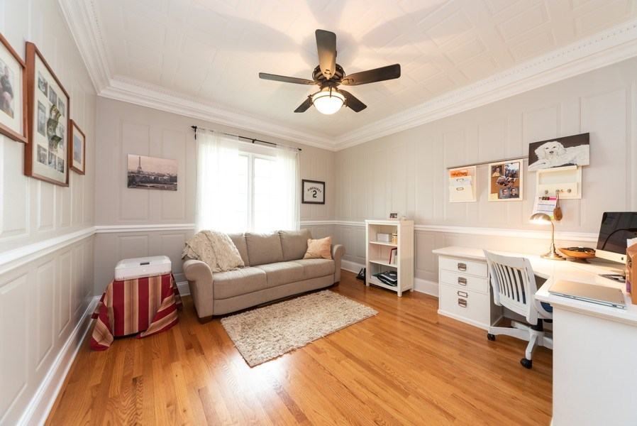 Real Estate Photography - 1172 N. Beverly Lane, Arlington Heights, IL, 60004 - Office