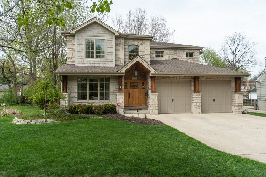 Real Estate Photography - 1172 N. Beverly Lane, Arlington Heights, IL, 60004 - Front View
