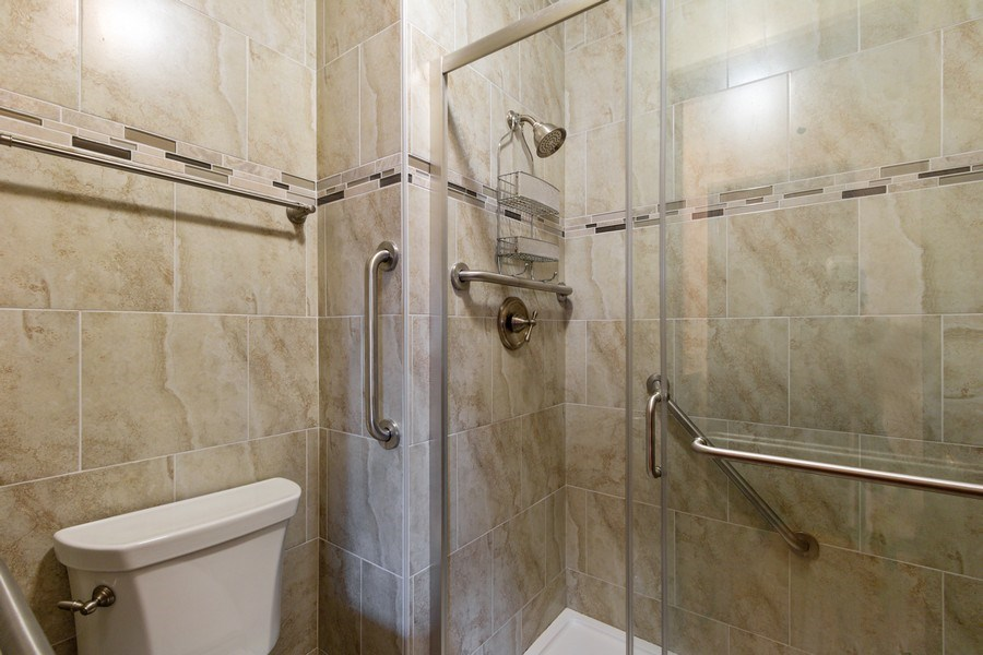 Real Estate Photography - 2419 N. Windsor Drive, Arlington Heights, IL, 60004 - Master Bathroom