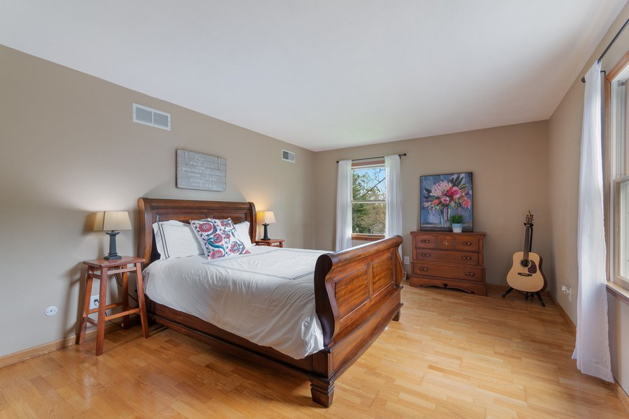 Real Estate Photography - 6N448 PINTO Lane, St. Charles, IL, 60175 - Master Bedroom