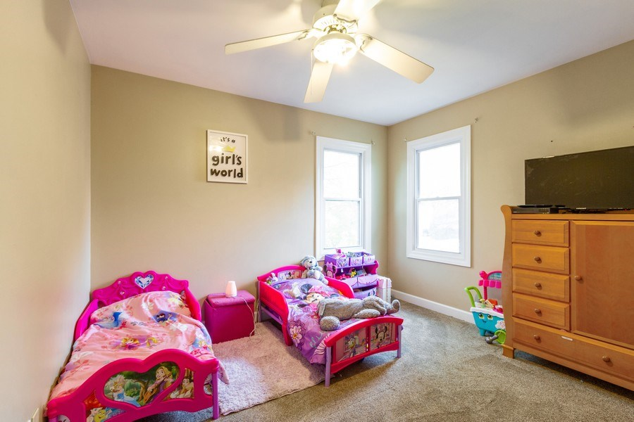 Real Estate Photography - 5321 W. Shore Drive, Mchenry, IL, 60050 - 3rd Bedroom