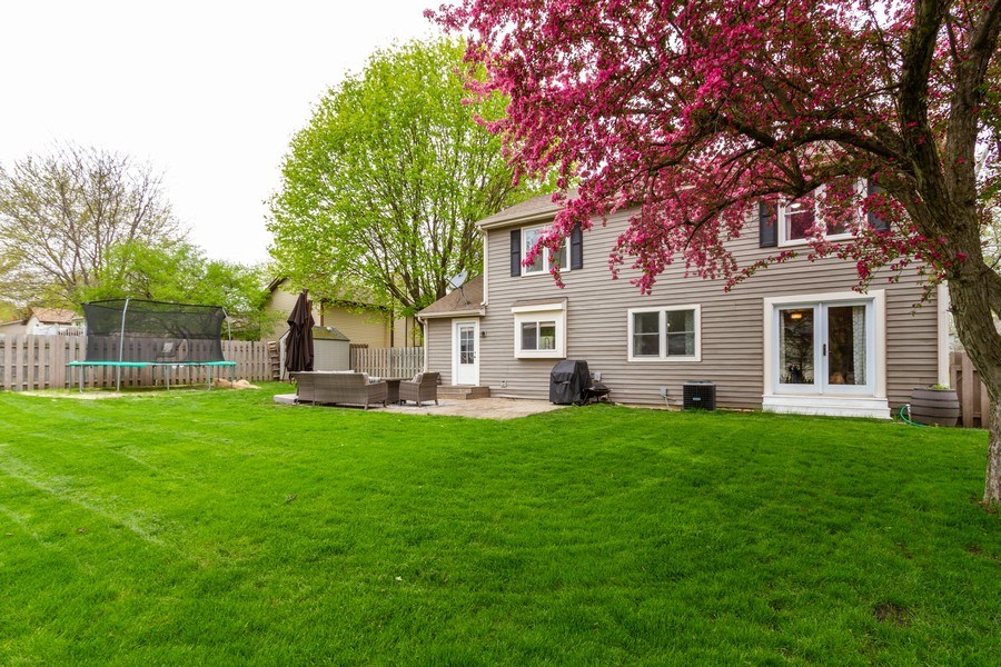 Real Estate Photography - 5321 W. Shore Drive, Mchenry, IL, 60050 - Back Yard