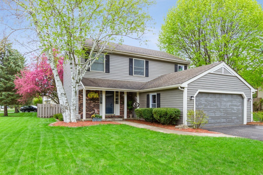 Real Estate Photography - 5321 W. Shore Drive, Mchenry, IL, 60050 - Front View