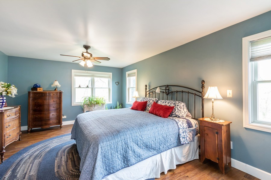 Real Estate Photography - 24740 W. Miller Road, Barrington, IL, 60010 - Master Bedroom