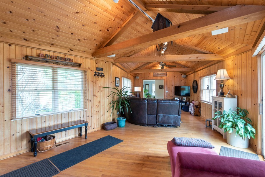 Real Estate Photography - 24740 W. Miller Road, Barrington, IL, 60010 - Family Room