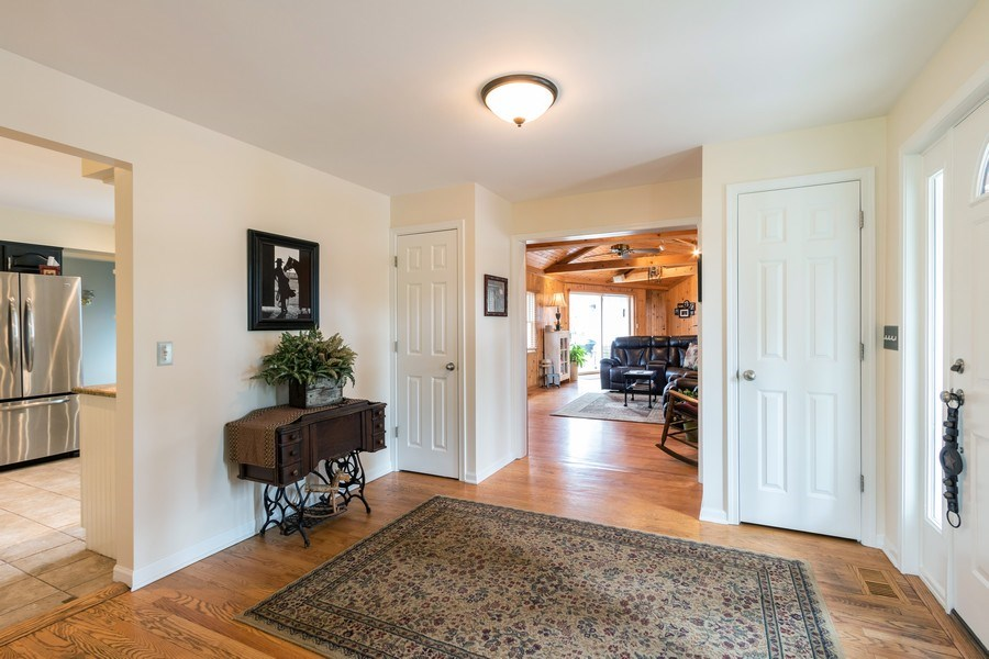Real Estate Photography - 24740 W. Miller Road, Barrington, IL, 60010 - Foyer