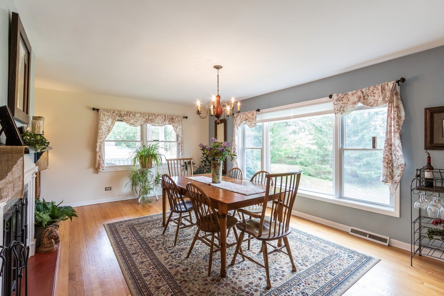 Real Estate Photography - 24740 W. Miller Road, Barrington, IL, 60010 - Dining Room