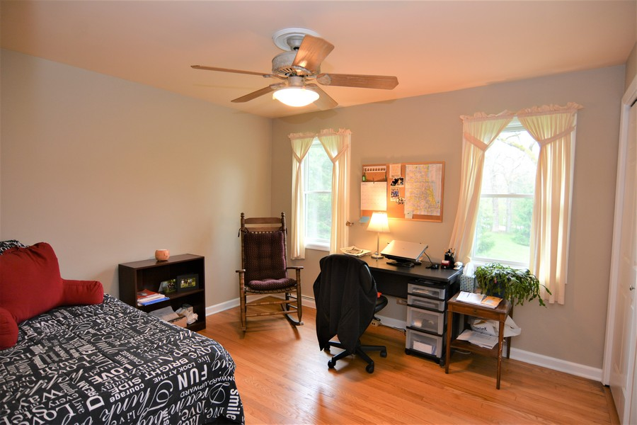 Real Estate Photography - 24740 W. Miller Road, Barrington, IL, 60010 - Bedroom 2 on Main Level