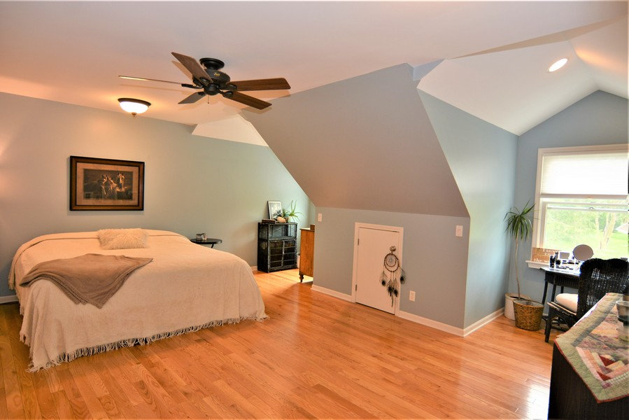 Real Estate Photography - 24740 W. Miller Road, Barrington, IL, 60010 - Bedroom 4