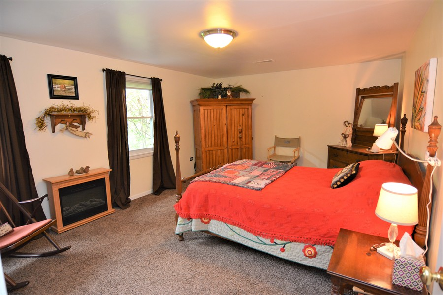 Real Estate Photography - 24740 W. Miller Road, Barrington, IL, 60010 - Bedroom 3 In Walkout Lower Level