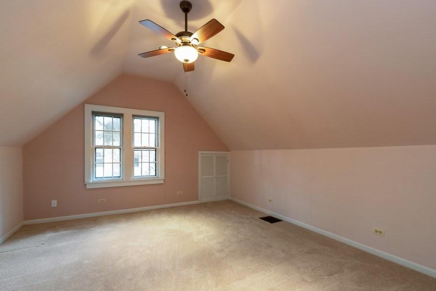 Real Estate Photography - 442 E. Lincoln Avenue, Libertyville, IL, 60048 - Bedroom 3