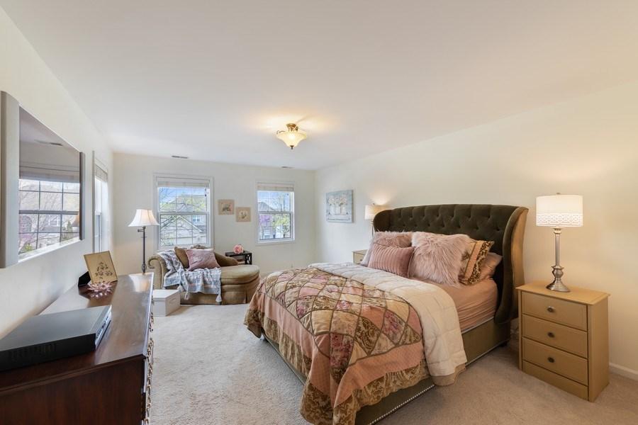 Real Estate Photography - 1229 S. Patrick Lane, Palatine, IL, 60067 - Master Bedroom