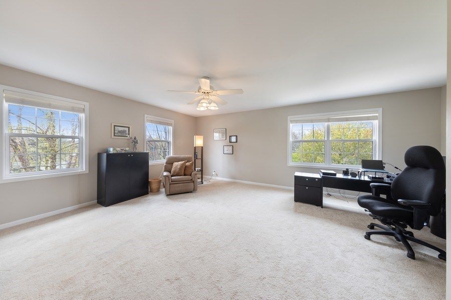 Real Estate Photography - 1229 S. Patrick Lane, Palatine, IL, 60067 - 3rd Bedroom